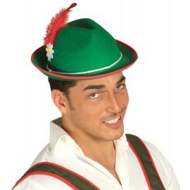 Sombrero Tirolés de Fieltro.