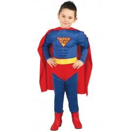 Disfraz Superman Musculoso