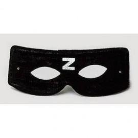"""Antifaz de Zorro """"Z"""""""