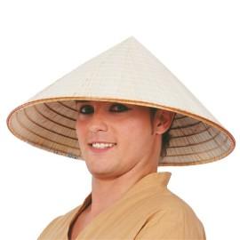 Gorro Chino Vietnamita de Paja