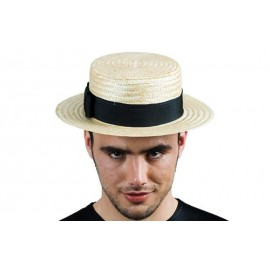 Sombrero Canotier Chevalier Gondolero