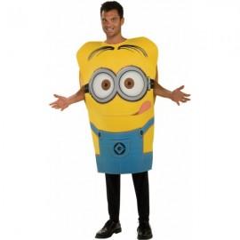 Disfraz de Minion Dave Gru mi villano favorito adulto