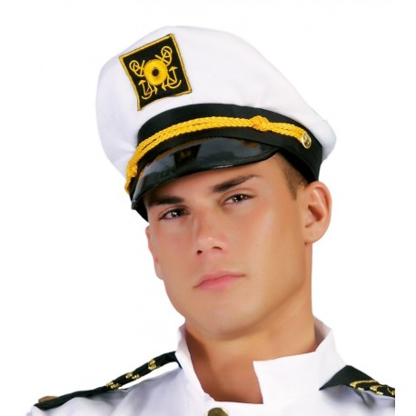 Gorra Capitan de la Marina