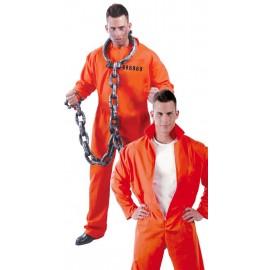 Disfraz de Preso Convicto o Butanero