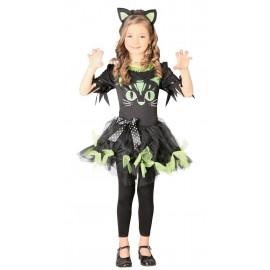 Disfraz de Gatita Kitty en Negro