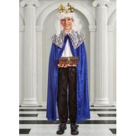Capa de Rey Mago Baltasar Infantil