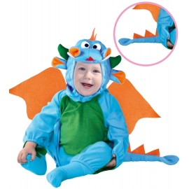 Disfraz de Dragoncito para Bebes
