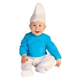 Disfraz de Pitufo para Bebe