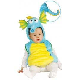 Disfraz de Caballito de Mar para Bebe