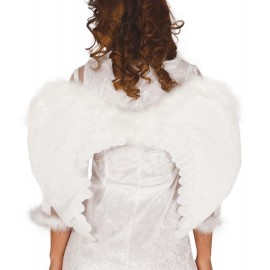 Alas de Angel Blancas 60 cm