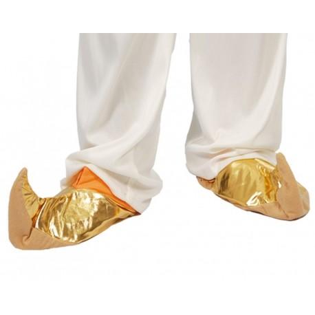 Calzado Babuchas Navidad Adulto