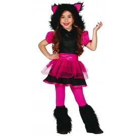 Disfraz de Lobo para Niñas