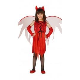 Disfraz Diablo para niñas