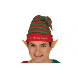 Gorro o Sombrero de Elfo a Rayas