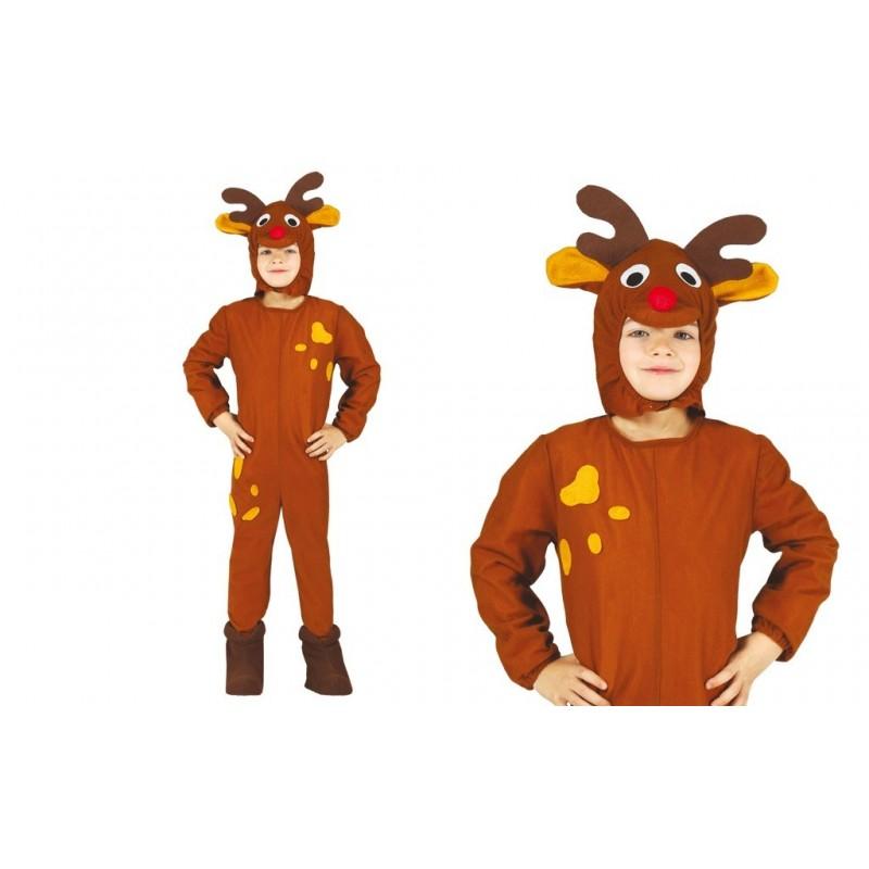 Disfraz de reno para ni os env o garantizado 48h - Disfraces para navidad ninos ...