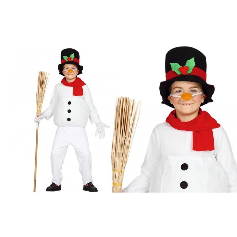 Disfraz de mu eco de nieve infantil env o garantizado 48h - Disfraces de duendes navidenos para ninos ...