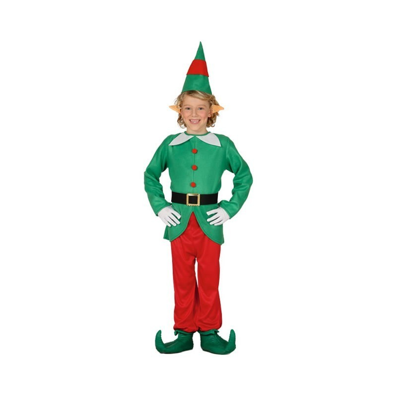 Disfraz de elfo para ni o env o garantizado 48h - Disfraz de santa claus para nino ...