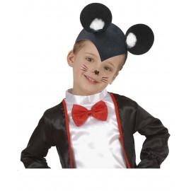 Casquete de Ratoncito Mickey