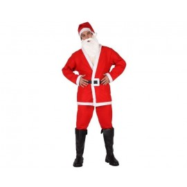 Disfraz de Papa Noel Talla XL