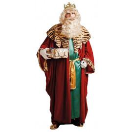 Disfraz de Rey Mago Gaspar Extra