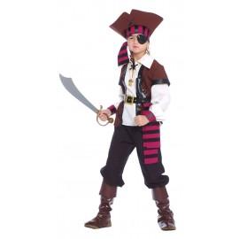 Disfraz niño Pirata siete mares