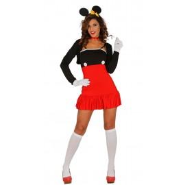 Disfraz ratoncita chica
