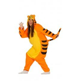 Disfraz pijama tigre