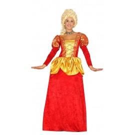 Disfraz Marquesa Roja
