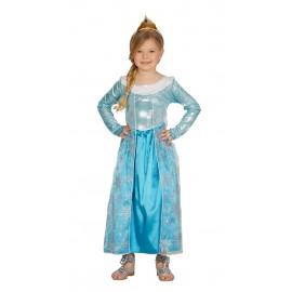 Disfraz Princesa de Hielo Frozen para niña