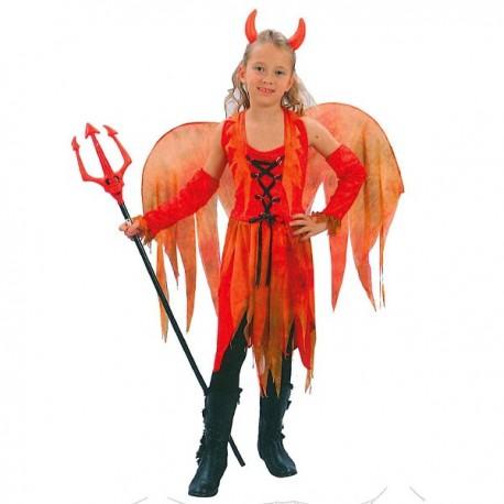 Disfraz Demonia alas
