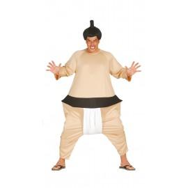 Disfraz Sumo luchador japonés