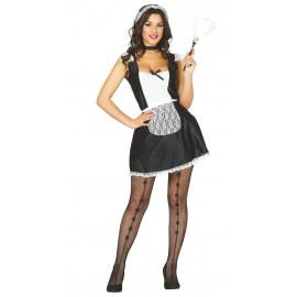 Disfraz camarera sexy