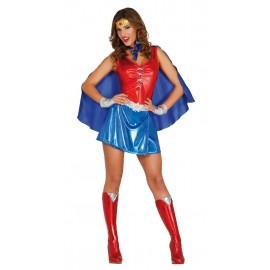 Disfraz Super Woman