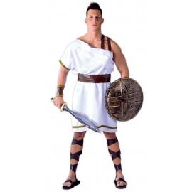 Disfraz espartano luchador