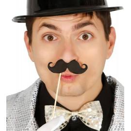 Bolsa 6 bigotes con palo