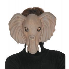 Careta Elefante goma eva