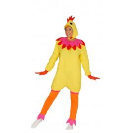Disfraz gallina chica