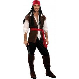 Disfraz Pirata Caribe