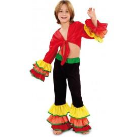 Disfraz de Rumbero para niños