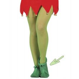 Zapatos de Elfo Duende Adulto