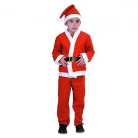 Disfraz Papa Noel niño