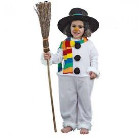 Disfraz Muñeco de Nieve.