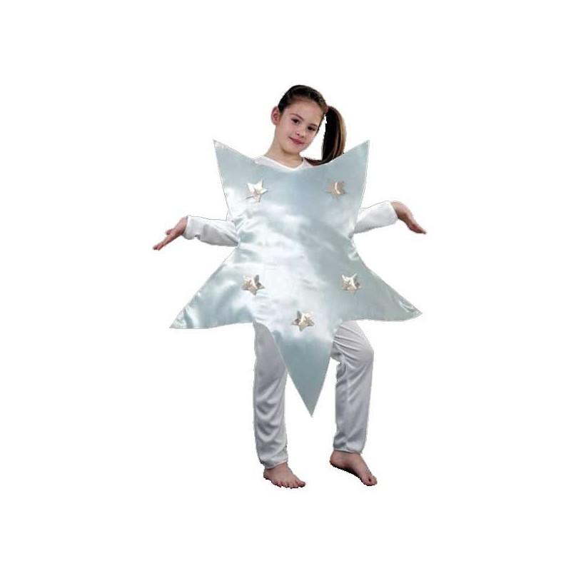 Disfraz de estrella navidad env o garantizado 48h - Disfraces para navidad ninos ...