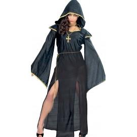 Disfraz de Monja Sacerdotisa para Halloween