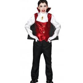 Disfraz de Drácula para Niño