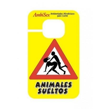 Ambientador animales sueltos