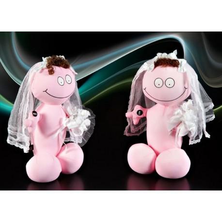 Muñeca novia grabacion