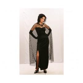 Disfraz de Dama Viuda Oscura de la Noche