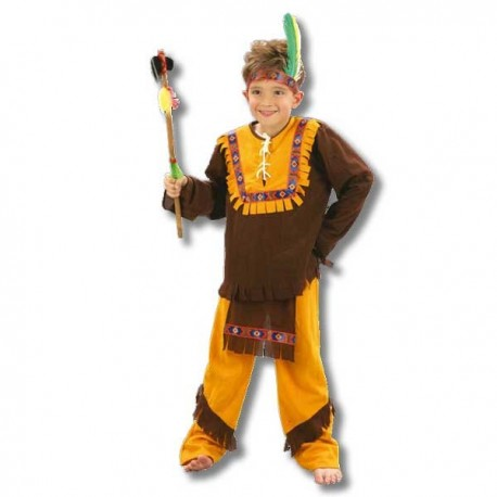 Disfraz Indio (2-4 años)