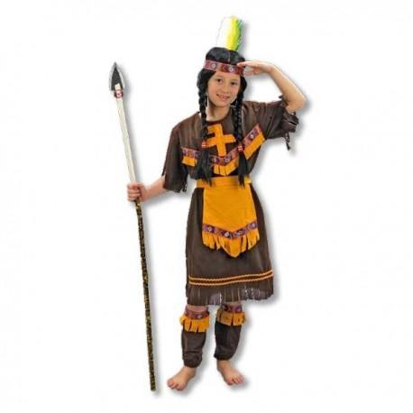 Disfraz de India (2-4 años)